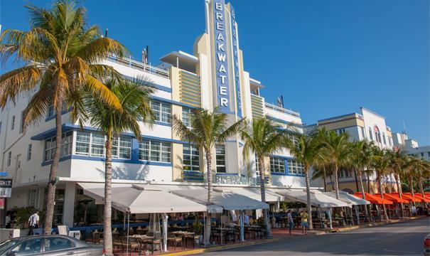 <span>Más Art Decó en Miami Beach. </span></p>