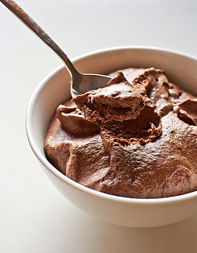 <span>Mousse de chocolate a la canela. </span></p>