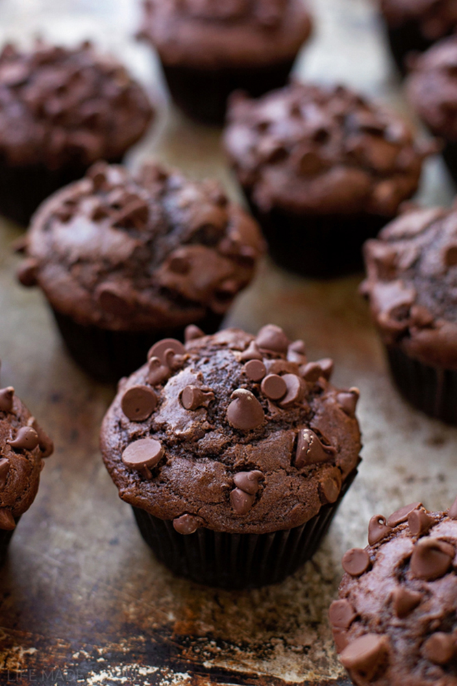 <span>Muffins doble chocolate.</span></p>