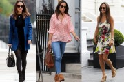 Pippa Middleton, la hermana de la duquesa, es la it girl del british style.