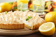 Lemon pie, clásico que no pasa de moda.